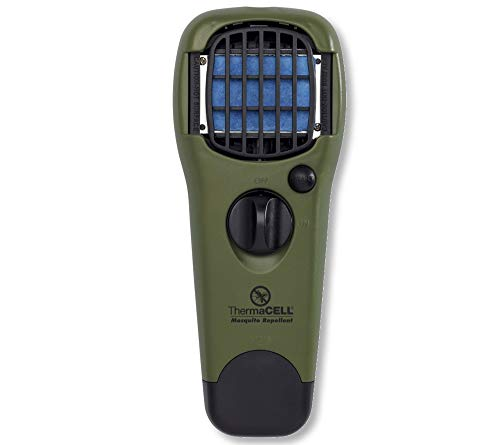 ThermaCELL Mosquito Repellent Device with Free Refill, Green, Discontinued by Manufacturer