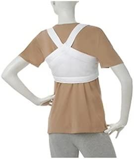 EquiFit Adult ShouldersBack Lite Medium White