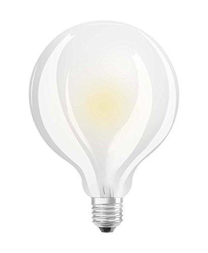Osram LED Star Classic Globe dimmable Lampe, Sockel: E27, Warm White, 2700 K, 12 W, Ersatz für 100-W-Glühbirne, 6er-Pack