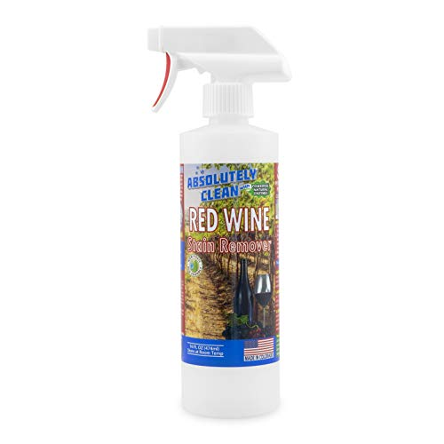 Absolutely Clean Wine Stain Remover for Tough Food, Pet, and Wine Stains