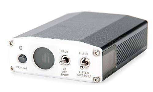 iFi Audio Nano Ione d6a convertitore Argento (normale Version)