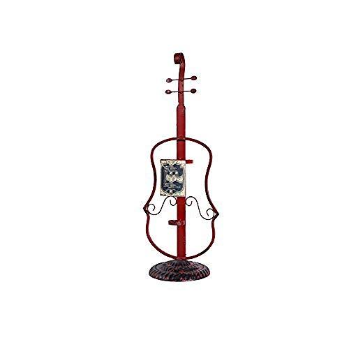 LFDHSF Weinregal, Violin Cello Form Weinregal und Flaschenlager Weinregale Art Craft