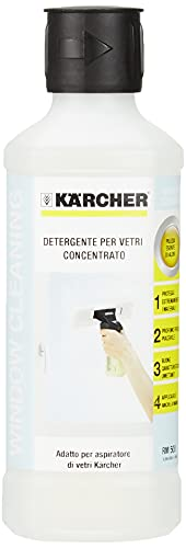 Kärcher 6.295-772.0 RM 500 Detergente per vetri concentrato-Flacone 500ml