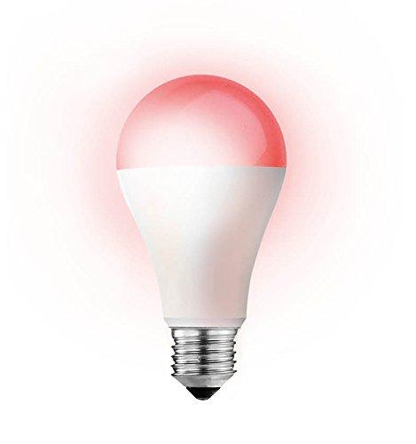 Smartwares E27 Pro Series Bombilla Inteligente, luz de Colores Ajustable, ampliación, 7 x 7 x 14 cm