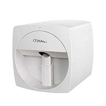 O 2NAILS V11 Nail Printer Mobile Nail Art Printing Machine Portable for Home Usage Nail Salon