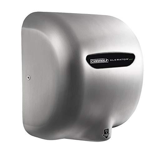 Casselin CXLSBECO Sèche-mains Xlerator Eco Gris