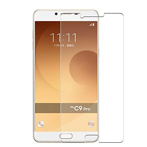 Puccy 4 Pack Screen Protector Film, compatible with Samsung GALAXY C9 / C9 Pro SM-C9000 TPU Guard ( Not Tempered Glass Protectors )