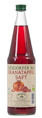 Diesdorfer Bio Granatapfel Saft 0,7 L- Direktsaft