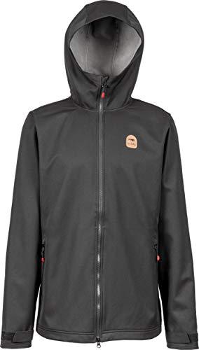 Nitro Snowboards heren ACCESS SOFTSHELL 19 jas, zwart, XL