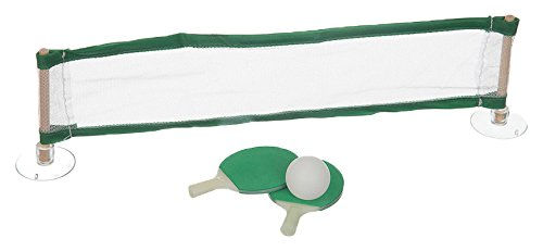 Funtime Gifts PL7810 World - Tenis de Mesa pequeño, Color Verde