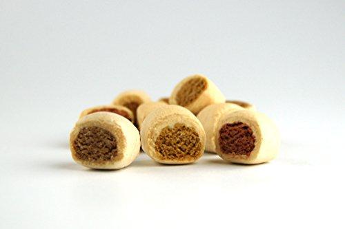 DIBO snackie-mix, 10 kg karton, bakwaren als gezonde, natuurlijke voeding voor honden, hondenvoer, BARF, B.A.R.F, lekkernijen, hondenkoekjes