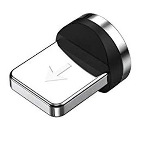 マグネット 充電ケーブル 充電コネクタ マグネット端子 2A 端子のみ USBケーブル MicroUsb USB Type-C iproduct からお選び頂けます。(Lightning)