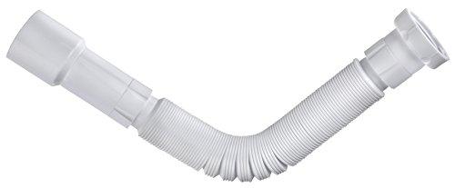 Cornat T353308 flexibler Ablaufschlauch, 1 1/2 Zoll x 50 mm