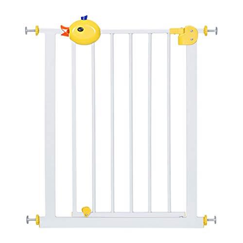 Veiligheidspoort HUYP voor kinderen hond hek huisdier veiligheid deur binnen gratis ponsen veiligheid deur Bar Baby trap hek
