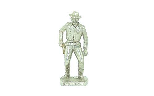 Westmänner I, Wyatt EARP der Schweriff (Chrom - Metallfiguren aus dem Überraschungsei von Ferrero)