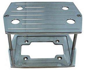 Taylor 48240 Billet Aluminum Battery Tray 35/D35 Optima