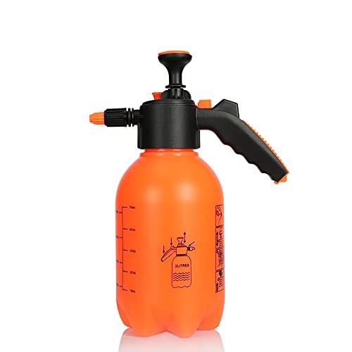 Handheld Garden Sprayer Pump Pressure Water Sprayers,2 Liter(0.5 GOL) Water...