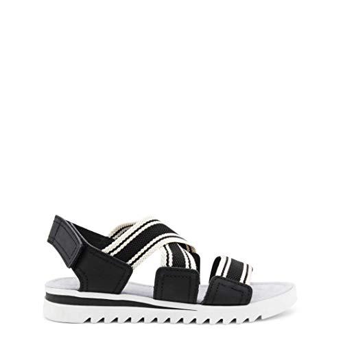 Ana Lublin MARCIA Sandals Color: Black, Size: EU 40