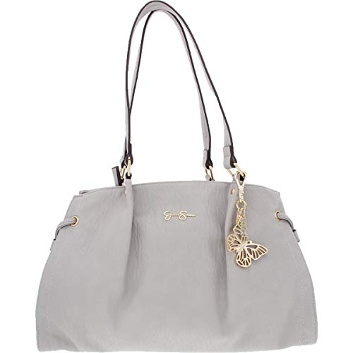 Jessica Simpson Arden Tote Quartz (Grey) One Size