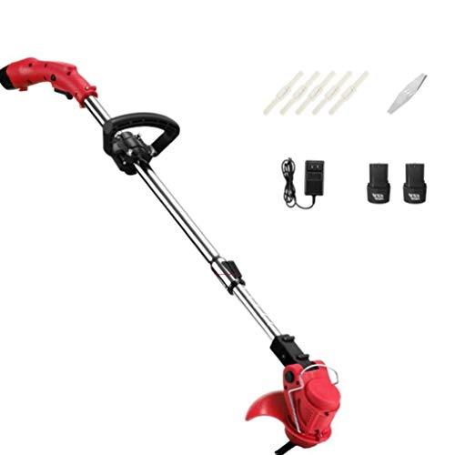 Amazing Deal Retractable String Trimmer, 650W Copper Wire Motor/Anti-Collision Wire Frame/Adjustable...