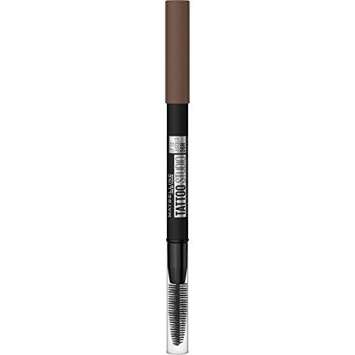 Maybelline TattooStudio Waterproof Eyebrow Pencil, Sharpenable,...