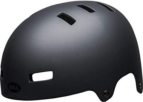 BELL Local BMX Dirt Fahrrad Helm grau 2020: Größe: L (59-61.5cm)