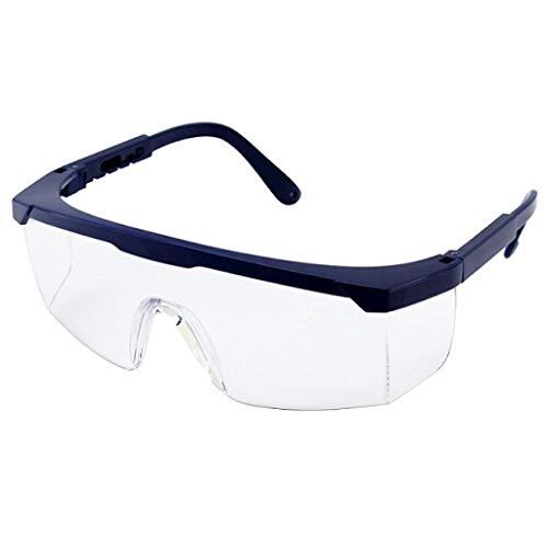 Preisvergleich Produktbild Schutzbrille,  Antibeschlag-Spritzschutzbrille,  Augenschutz Für Laborarbeiten,  Klare Oder Farbige Gläser Von R-WEICHONG