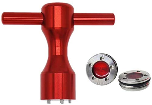 DEKA.O84 Golf Putter Gewichte & Schraubenschlüssel Werkzeug für Titleist Scotty Cameron Putter 10/15 / 20g (20)