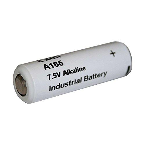 Exell Battery A165 7.5-Volt Alkaline Battery (White)