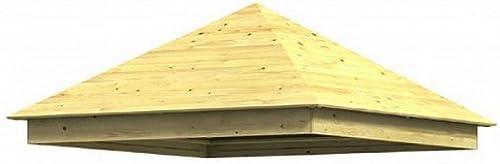 Winnetoo Holzdach für GIGA Turm 1765