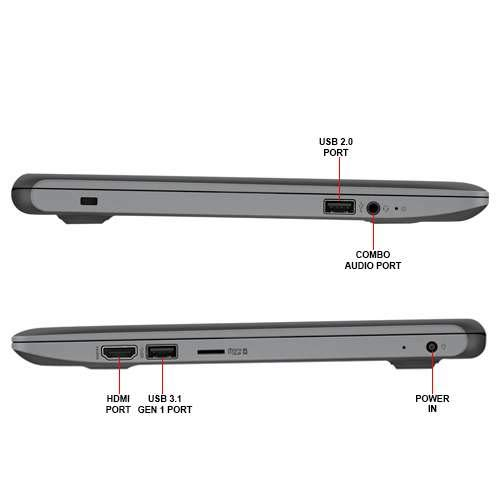 Compare HP Stream 11 Pro G5 (Stream 11 Pro G5) vs other laptops