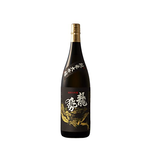 藤井酒造『龍勢黒ラベル純米大吟醸』