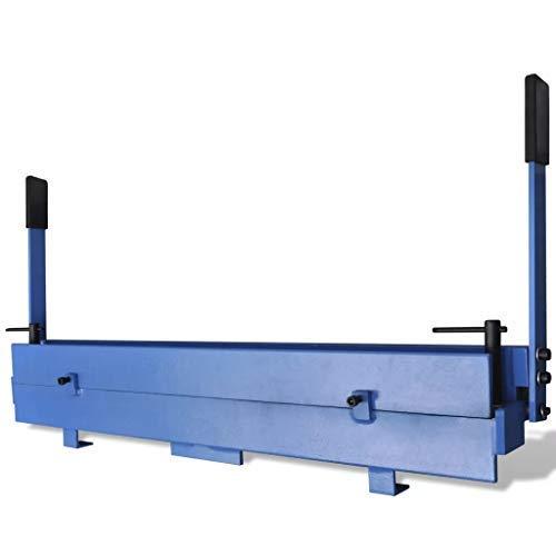 CFG Manuelle Blatt Biegen Maschine Blatt Blatt Metall Klapp Maschine Metall Verarbeitung Maximale 930 mm Biegen Winkel 135 °