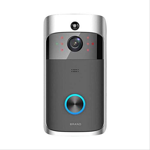 Video Doorbell Video Türklingel WiFi Wireless Home Intercom Intelligente Visuelle Aufzeichnung Fernverbrauch Mit Geringem Stromverbrauch Fernüberwachung Per Smartphone Option 1