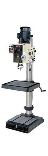 Save %10 Now! JET 354026/GHD-20PFT 20-Inch Geared Head Drilling & Tapping Press with Powerfeed