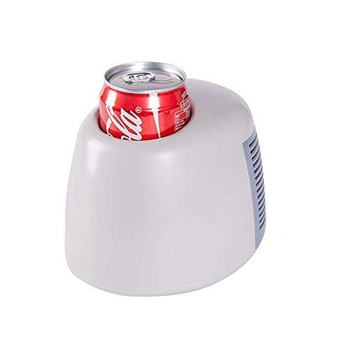 LHQ-HQ Refrigerador del Coche, USB Mini Refrigerador USB Caliente y frío 12V Refrigerador del Coche, Mini Nevera (Color, tamaño: 17 * 15 * 13.5cm)