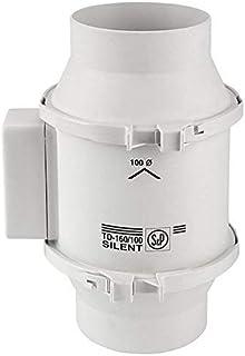 S&P S&P TD160/100 - Ventilador (160m/hr, 10,1