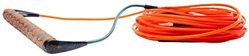 Hyperlite 2020 Terugval met drijvende siliconen platte lijn touw en handvat
