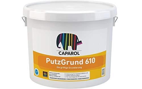 Caparol Putzgrund 610 weiß 20 kg