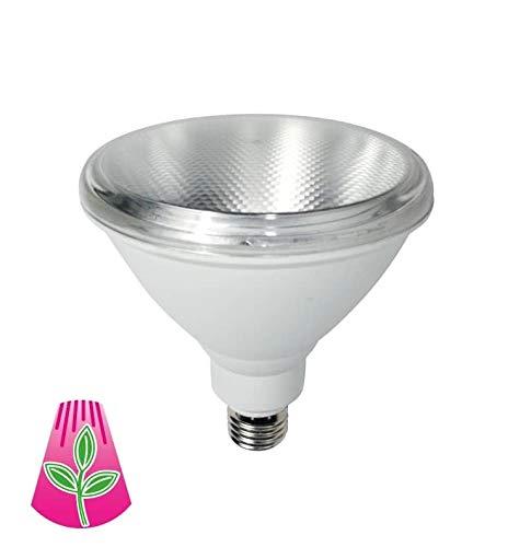 Bioledex GoLeaf LED Pflanzenlampe Vollspektrum E27 PAR38 10W IP65 Pflanzenbeleuchtung