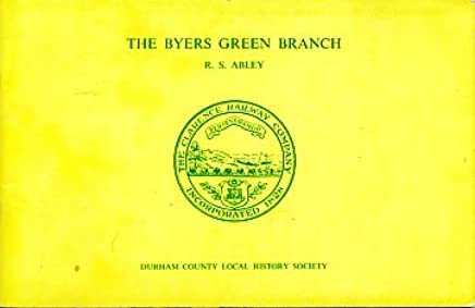 Byers Green Branch of the Clarence Railway