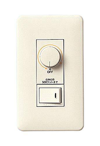 パナソニック(Panasonic) フルカラームードスイッチB 片切スイッチ付 ロータリー式 WNP575153