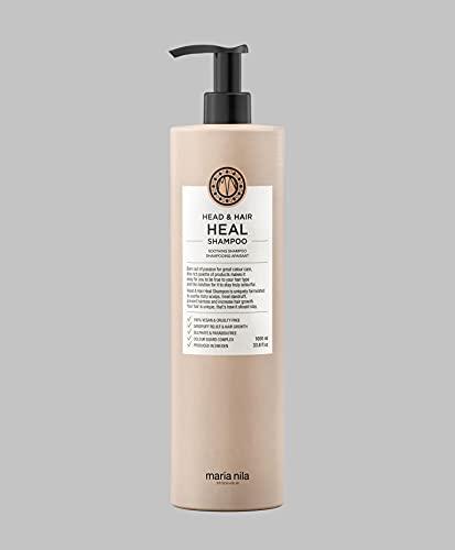 Maria Nila - Head and Hair Heal Shampoo 1l | entzündungshemmendes, beruhigendes Shampoo, MN-3653