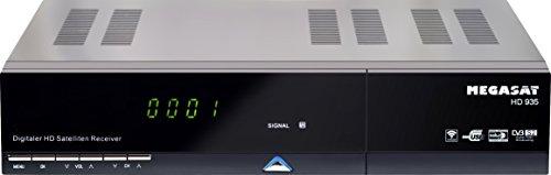 Preisvergleich Produktbild MegaSat 0201085 Twin HD-Receiver 935 mit 500 GB Festplatte