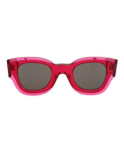 Sunglasses Celine Cl 41446 /S 0MU1 Fuchsia/IR gray blue lens