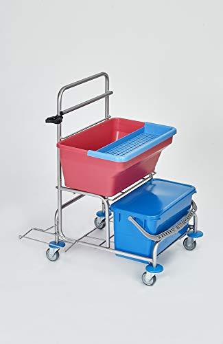 Carro desinfectante 1a Profiline V.2 Top ESTAWA Carro de limpieza carro de limpieza carro carro de limpieza