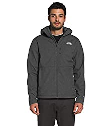 The North Face Men's Apex Bionic 2 DWR Softshell Hooded Jacket