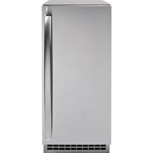 G.E. PIP70SS / PIP70SS / PIP70SS Profile PIP70SS Stainless Steel Ice Maker Door Kit (Door Panel and Handle Only)