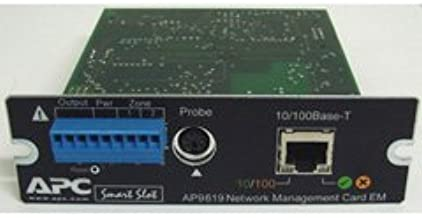 apc ap9619 network management card