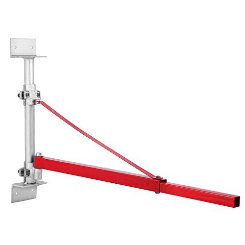 Mophorn Scaffold Elektro-Hebezeug Schwinge 300~600kg Schwenkarm Gerüststange Electric Hoist Arm
